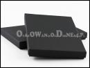ekskluzywne czarne pudełka ozdobne