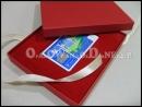 Pudełko na kartę podarunkową - 15x13x2 cm