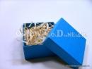 Pudełko ozdobne - niebieskie