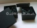 Pudełka ozdobne - czarne