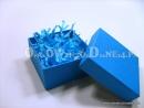 Niebieskie opakowania ozdobne