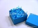 Opakowania ozdobne - niebieskie
