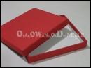 Pudełko ozdobne - czerwone