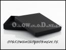 Ekskluzywne, czarne - pudełka ozdobne na zdjęcia