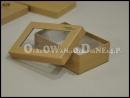 Eko pudełko z okienkiem