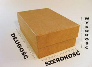Pudełka ozdobne, pudełko na prezent