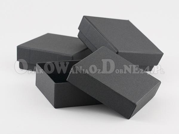 ekskluzywne pudełko na prezent, pudełka na bieliznę, czarne pudełko na apaszkę