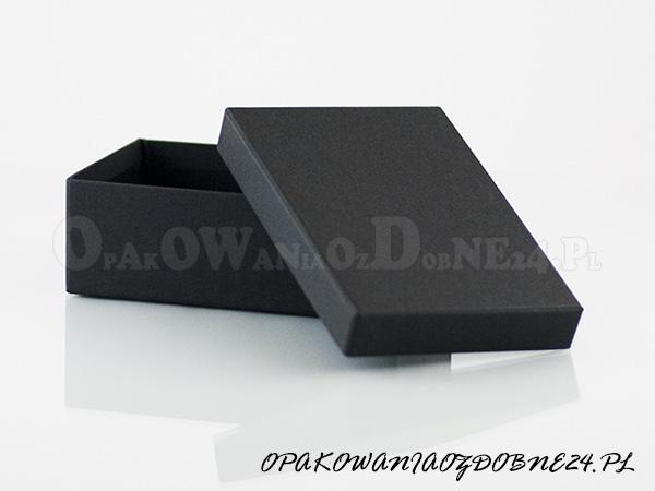 Ekskluzywne pudełko na prezent, pudełka na bieliznę, czarne pudełko ozdobne