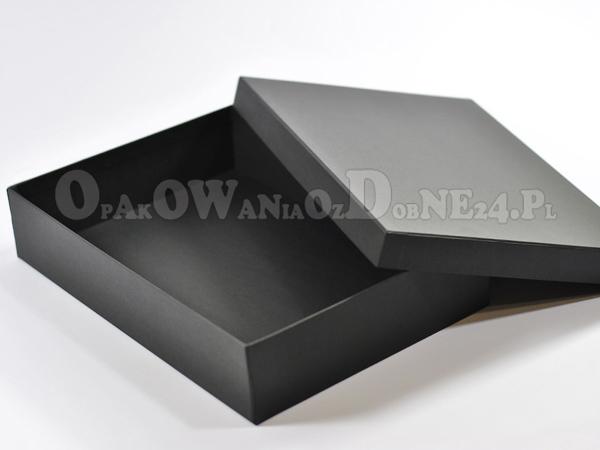 Ekskluzywne pudełko ozdobne, pudełka na prezenty, czarne pudełka ozdobne, producent