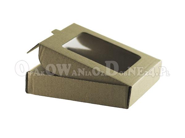 Pudełko eko, pudełka z okienkiem, pudełko na piernik