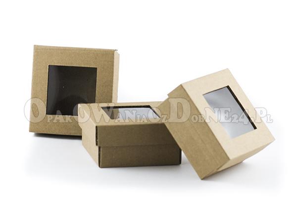 Pudełko z okienkiem, pudełka na apaszkę, pudełka z szybką, producent