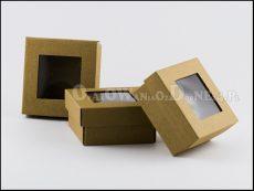 Pudełka z okienkiem eko