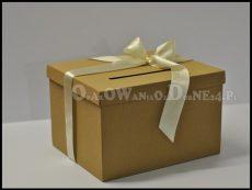 Pudełko na koperty -eko