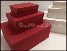 Zestaw pudełek ozdobnych